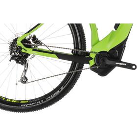 Cube Reaction Hybrid ONE 500 E-mountainbike grøn